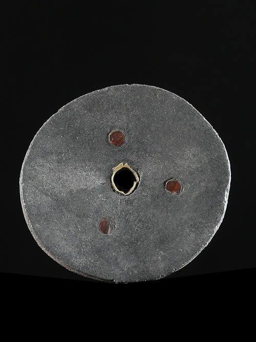 Labret en pierre - Mursi / Surma - Ethiopie