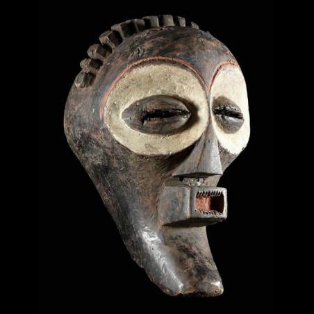 Masque rituel - Mbangani -...
