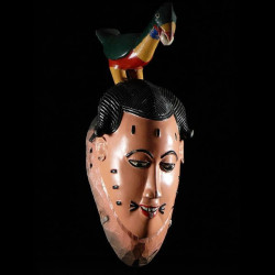 Masque Polychrome Seli -...