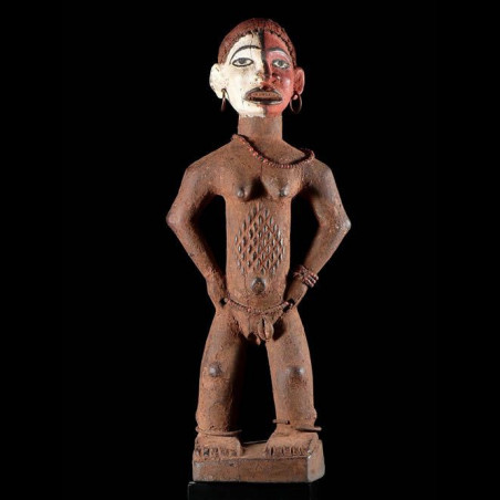 Statue cultuelle feminine -...