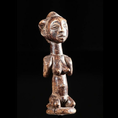Statuette Mikisi ancienne -...