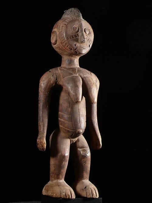 Statue cultuelle - Mossi - Burkina Faso