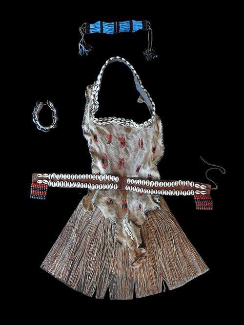 Tenue de ceremonie - Hammere / Hammar - Ethiopie