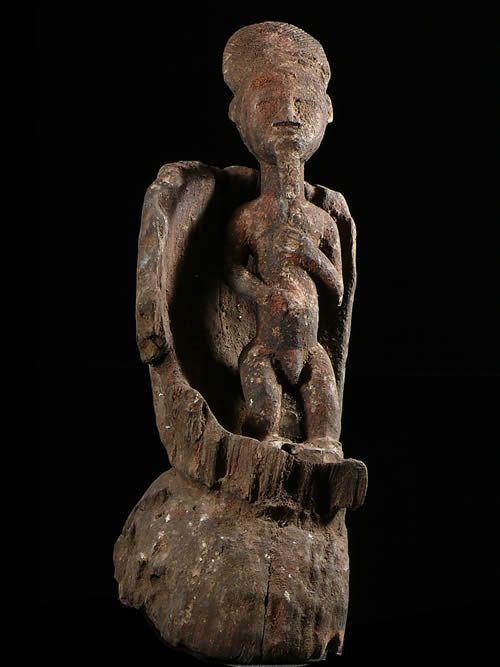 Gardien de grenier - Baoule - Côte d'Ivoire