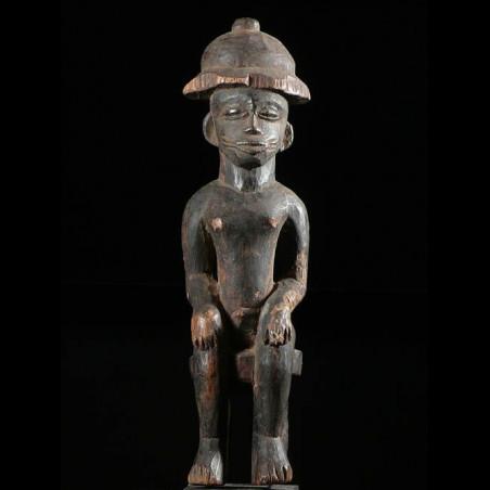 Statuette rituelle -...
