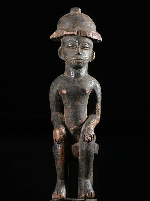 Statuette rituelle - Tagwana / Senoufo - Côte d'Ivoire
