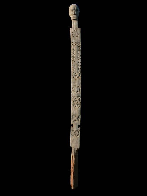 Poteau funeraire Vigango - Mijikenda / Giriama / Kambe - Kenya