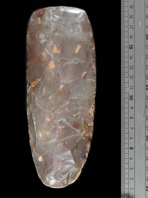 Grande hache polie - Mali - Gao - Neolithique Moyen