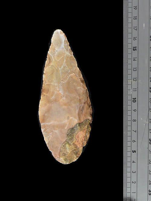 Armature de lance - Mali - Gao - Paleolithique superieur