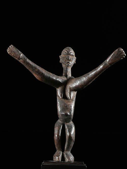 Fetiche Bateba ou Bouthiba dangereux - Ethnie Lobi - Burkina