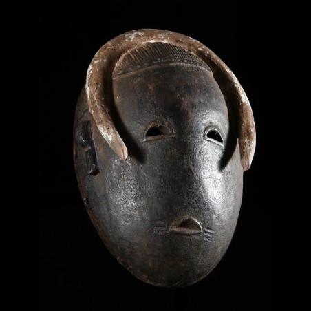 Masque zoomorphe - Ligbi -...