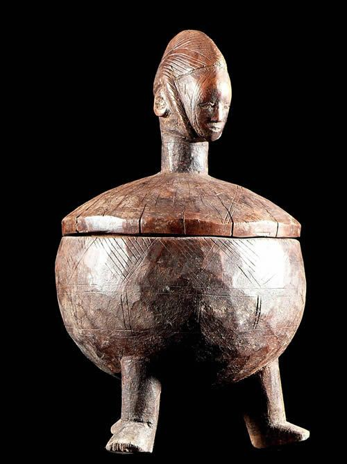 Coupe domestique ancienne - Mossi - Burkina Faso