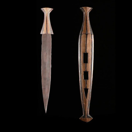 Couteau Poignard - Ovambo /...
