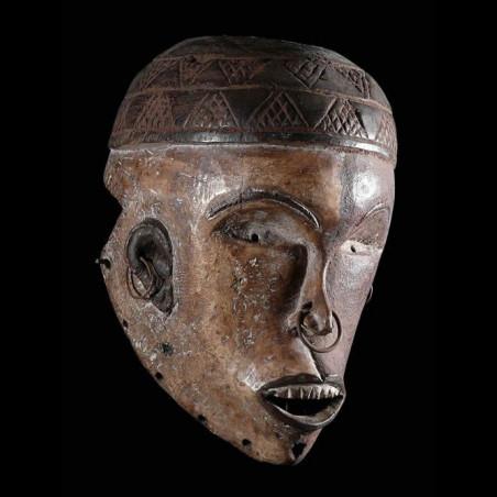 Masque portrait - Kongo...