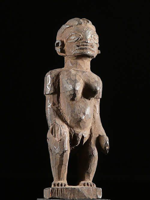 Statuette cultuelle - Idoma - Nigeria