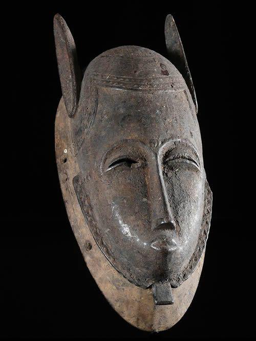 Masque Dye - Yaoure - Côte d'Ivoire - Masques Africains