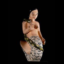 Statuette Vaudou Culte Mami...