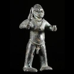 Bronze du Delta du Niger -...
