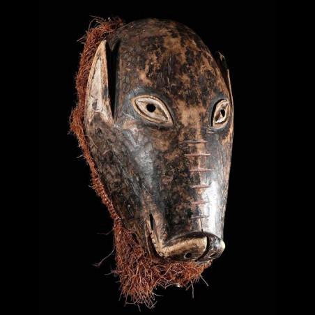 Masque Ngulu - Chokwe /...