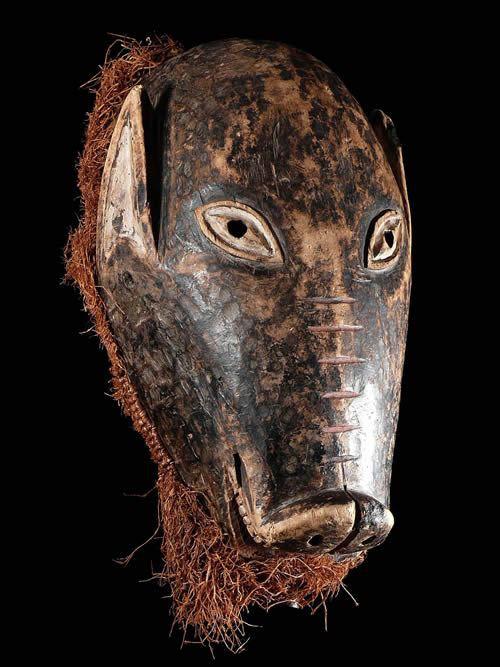 Masque Ngulu - Chokwe / Tschokwe - Angola