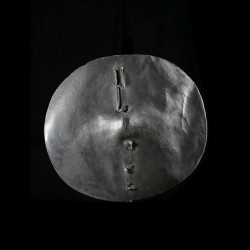 Bouclier en cuir - Nyaturu...