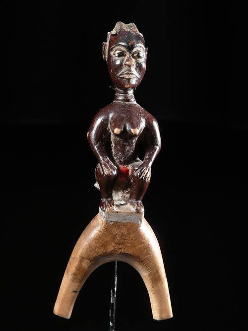 Lance Pierres - Baoule - Côte d'Ivoire