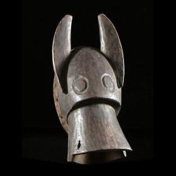 Masque cimier zoomorphe -...