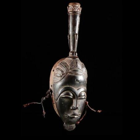 Masque Totem Kpan - Baoule...