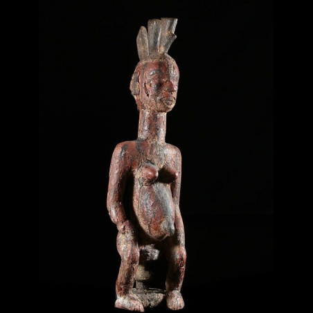 Statuette Ekwotame - Idoma...