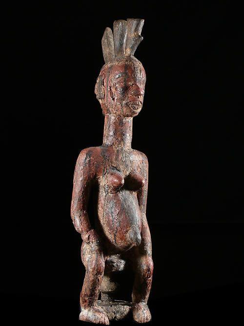Statuette Ekwotame - Idoma - Nigeria