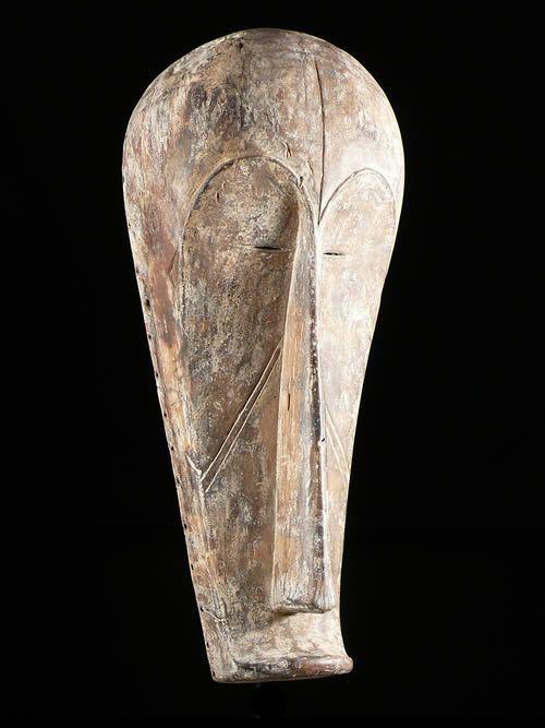 Masque Ngil - Fang  - Gabon - Masques du Gabon