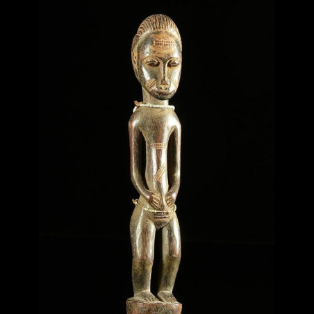 Statue Waka Sran - Blolo...