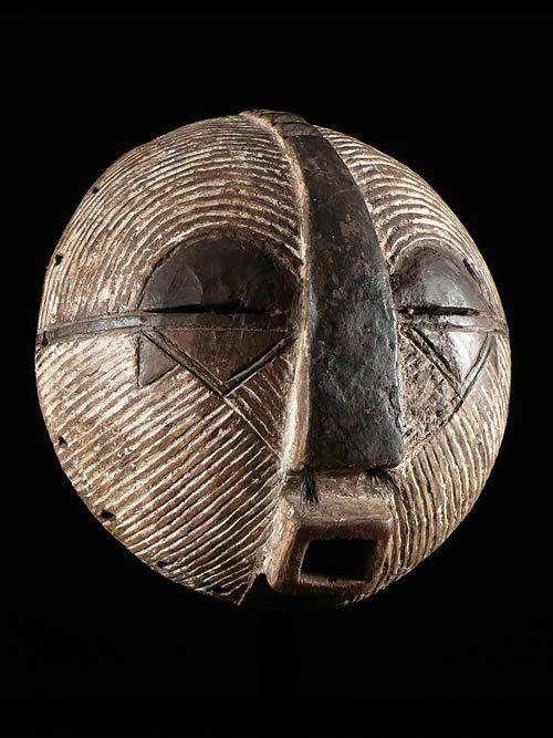 Masque Kifwebe - Luba - RDC Zaire - Masques africains