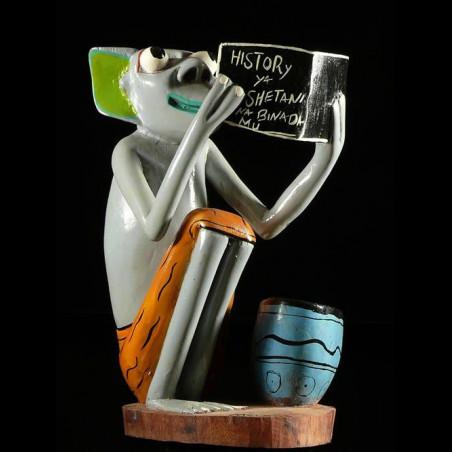 Sculpture Shetani -...
