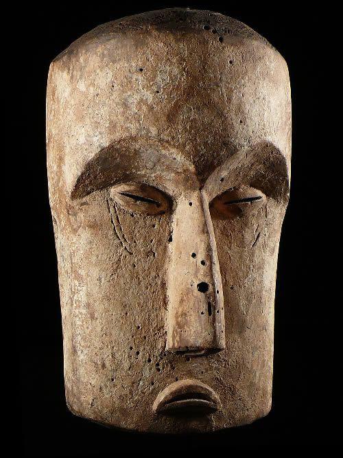 Masque de ceremonie - Fang - Gabon - Masques du Gabon