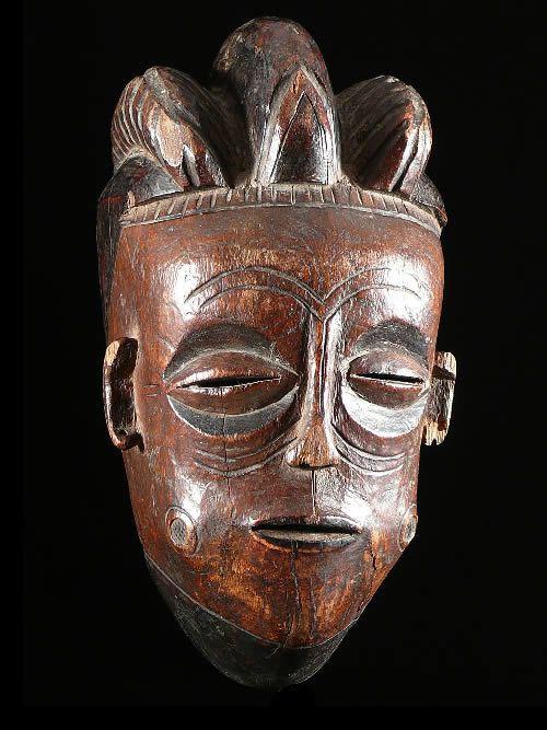 Masque Nalindele - Luvale - Mozambique