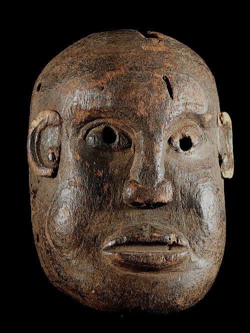 Masque de ceremonie - Makua - Tanzanie ou Zambie