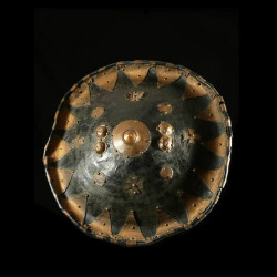 Bouclier en cuir - Amarro /...