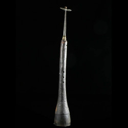 Flute en calebasse - Congo...