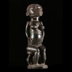Statue anthropomorphe -...