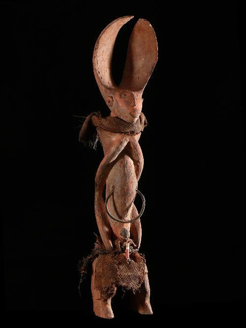 Statue Mangam - Mama / Kantana - Nigeria
