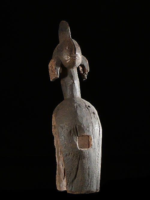 Masque epaules Sukuwa - Mumuye - Nigeria