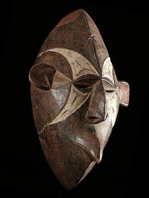 Masque Agbogho - Igbo Ibo - Nigeria - Masques africains