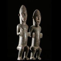 Couple de Statuettes pour...