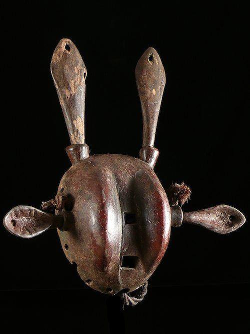 Masque rituel - Makonde - Tanzanie - Afrique Est