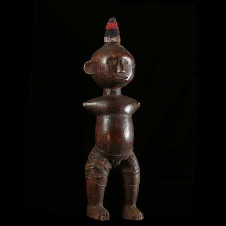 Statuette anthropomorhe -...