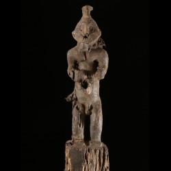 Statue Poteau...
