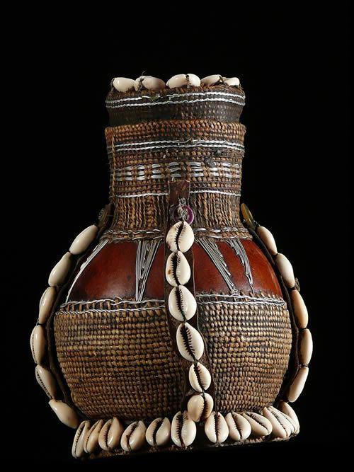 Gourde a lait - Borana / Gudji - Ethiopie
