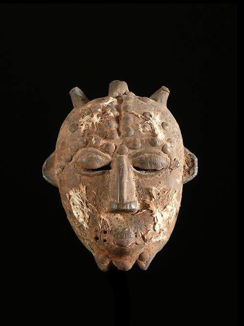 Masque fetiche Nwansa - Baoule - Côte d'Ivoire