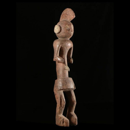 Statuette anthropomorphe -...